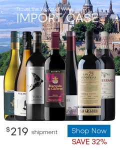 Import Wine Club